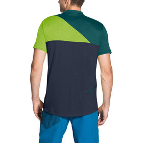 VAUDE Tremalzo IV Shirt Herren eclipse/blue